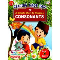 Reading Made Easy: A Simple Start to Phonics Consonants (Ages 5-8)