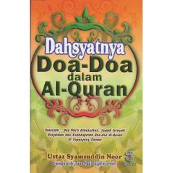 Dahsyatnya Doa Dalam Al-Quran