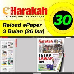 Reload ePaper 30