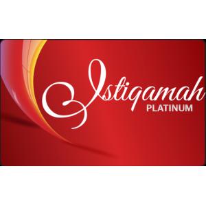 Kad Istiqamah (Platinum)