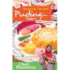 Senangnya memasak… puding & desert