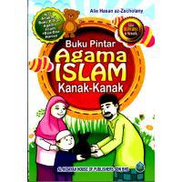 Buku Pintar Agama Islam Kanak-Kanak (Berwarna)