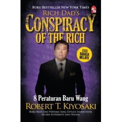 Rich Dad's Conspiracy of The Rich Edisi Bahasa Melayu