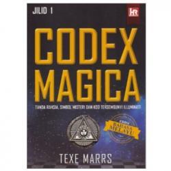 Codex Magica – Tanda Rahsia, Simbol Misteri Dan Kod Tersembunyi Illuminati