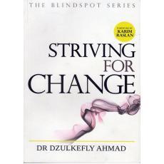 Striving For Change (The Blindspot Series)