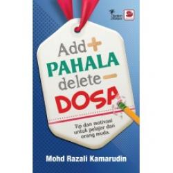Add Pahala Delete Dosa