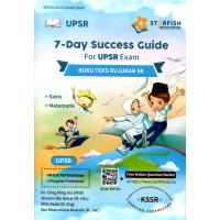 7-Day Success Guide For UPSR Exam (Science,Mathematic)