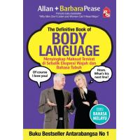 The Definitive Book of Body Language Edisi Bahasa Melayu